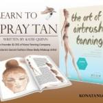 spray tanning ebook