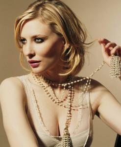 Taurus Woman Cate Blanchette