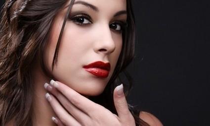 moisturizer rather than foundation
