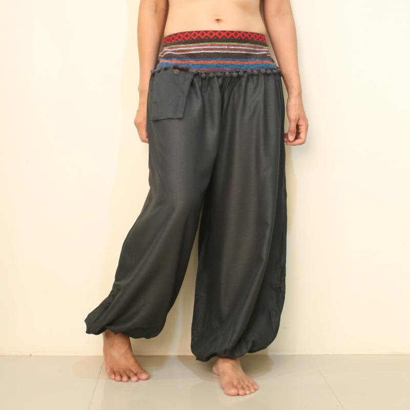 Wholesale Harem pants from Factory in Thailand | High quality products and Shipping worldwide.