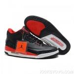 Air Jordan Air Sole Low Black Red