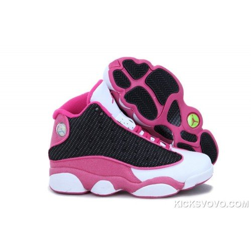 Women's Air Jordan Eyes Black Pink