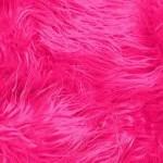 mongolian faux fur fuchsia