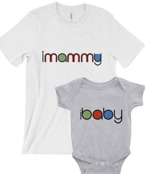 iMammy parent-baby Set from SiosBox